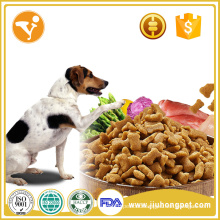 Natural top quality delicious beef flavor bulk dry dog food